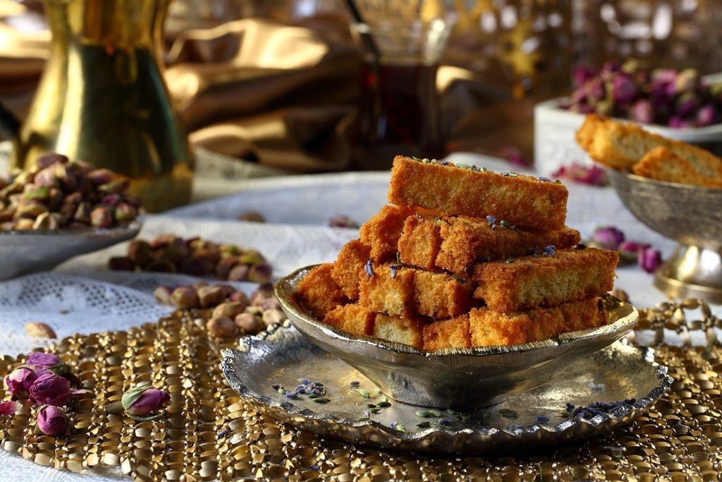 Kuwaiti Biscotti